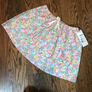 Other - NWT Spring Floral Skirt